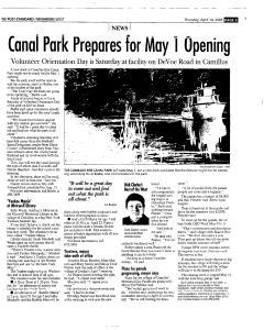 Syracuse Post Standard, April 14, 2005, Page 231