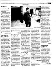 Syracuse Post Standard, April 14, 2005, Page 233