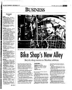 Syracuse Post Standard, April 14, 2005, Page 111