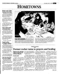 Syracuse Post Standard, April 14, 2005, Page 384