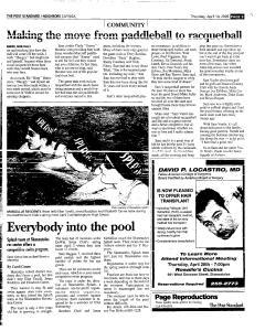 Syracuse Post Standard, April 14, 2005, Page 346
