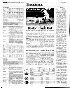 Syracuse Post Standard, April 21, 2005, Page 30