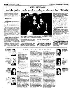 Syracuse Post Standard, April 21, 2005, Page 124