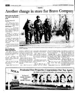 Syracuse Post Standard, April 21, 2005, Page 128