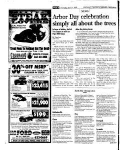 Syracuse Post Standard, April 21, 2005, Page 130