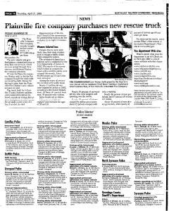 Syracuse Post Standard, April 21, 2005, Page 138