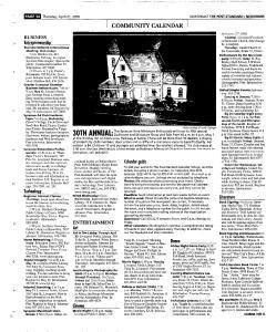 Syracuse Post Standard, April 21, 2005, Page 156
