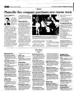 Syracuse Post Standard, April 21, 2005, Page 178
