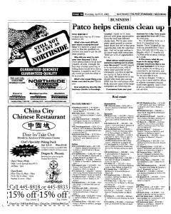 Syracuse Post Standard, April 21, 2005, Page 180
