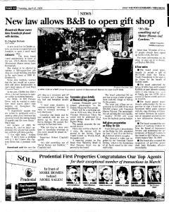 Syracuse Post Standard, April 21, 2005, Page 242