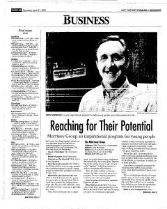 Syracuse Post Standard, April 21, 2005, Page 250