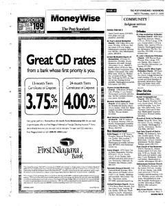 Syracuse Post Standard, April 21, 2005, Page 262
