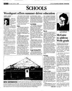 Syracuse Post Standard, April 21, 2005, Page 344