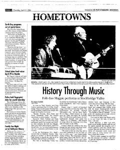 Syracuse Post Standard, April 21, 2005, Page 358