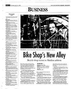 Syracuse Post Standard, April 21, 2005, Page 364
