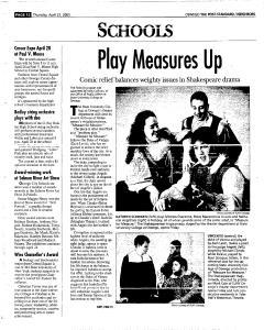 Syracuse Post Standard, April 21, 2005, Page 380