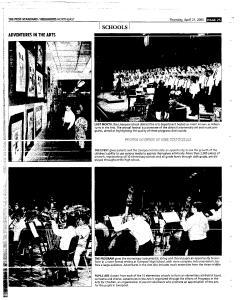 Syracuse Post Standard, April 21, 2005, Page 147