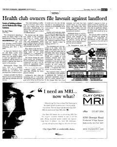 Syracuse Post Standard, April 21, 2005, Page 167