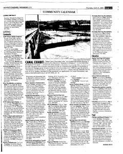 Syracuse Post Standard, April 21, 2005, Page 225