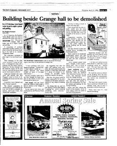 Syracuse Post Standard, April 21, 2005, Page 245