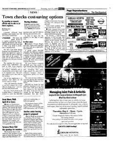 Syracuse Post Standard, April 21, 2005, Page 169