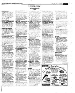 Syracuse Post Standard, April 21, 2005, Page 191