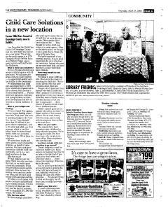 Syracuse Post Standard, April 21, 2005, Page 195