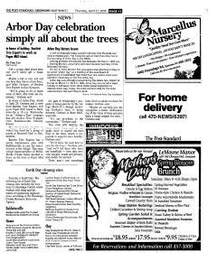 Syracuse Post Standard, April 21, 2005, Page 173