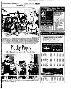 Syracuse Post Standard, April 21, 2005, Page 255