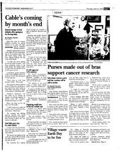 Syracuse Post Standard, April 21, 2005, Page 237