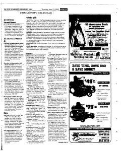 Syracuse Post Standard, April 21, 2005, Page 257