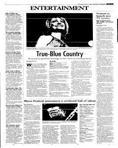 Syracuse Post Standard, April 21, 2005, Page 39