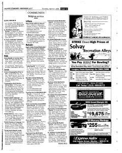 Syracuse Post Standard, April 21, 2005, Page 261
