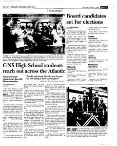 Syracuse Post Standard, April 21, 2005, Page 143