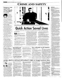 Syracuse Post Standard, April 22, 2005, Page 72