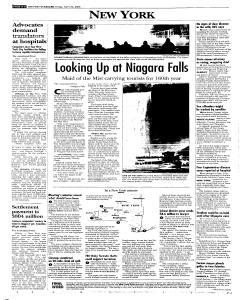 Syracuse Post Standard, April 22, 2005, Page 80