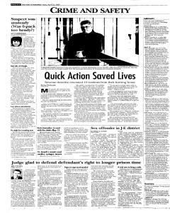 Syracuse Post Standard, April 22, 2005, Page 90