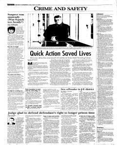 Syracuse Post Standard, April 22, 2005, Page 108