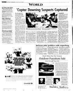 Syracuse Post Standard, April 24, 2005, Page 4