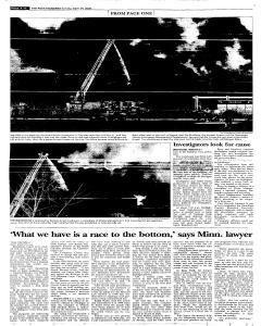 Syracuse Post Standard, April 24, 2005, Page 14