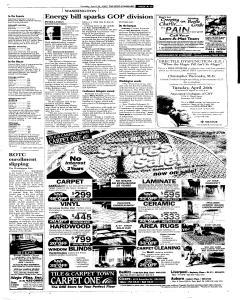 Syracuse Post Standard, April 24, 2005, Page 11