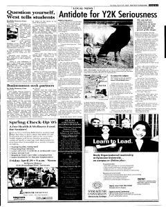 Syracuse Post Standard, April 24, 2005, Page 23