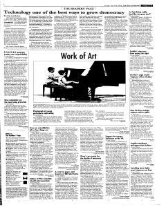 Syracuse Post Standard, April 29, 2005, Page 67