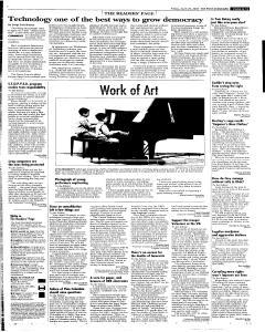 Syracuse Post Standard, April 29, 2005, Page 13