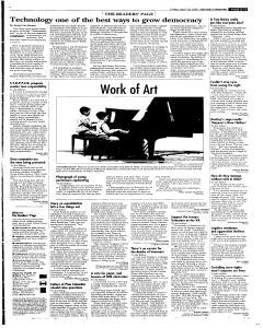Syracuse Post Standard, April 29, 2005, Page 107