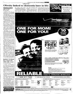 Syracuse Post Standard, April 29, 2005, Page 3
