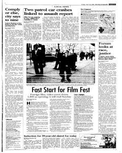 Syracuse Post Standard, April 29, 2005, Page 113