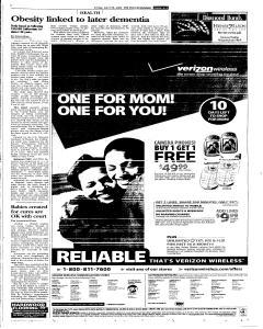 Syracuse Post Standard, April 29, 2005, Page 77