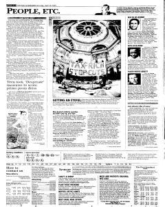 Syracuse Post Standard, April 30, 2005, Page 2