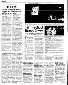 Syracuse Post Standard, April 30, 2005, Page 14